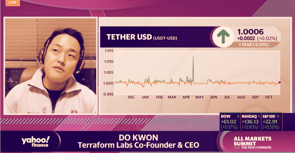 Terra's Do Kwon Talks SEC Subpoena: DeFi 'May Not Fit In Nicely' With Current Regulations